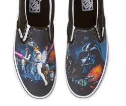 star wars shoes a new hope