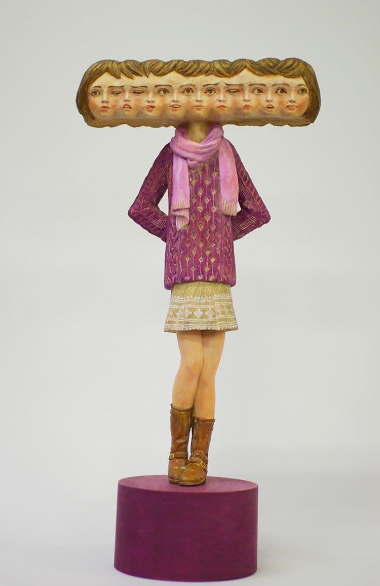 surreal-wooden-sculpture-art-yoshitoshi-kanemaki-girl