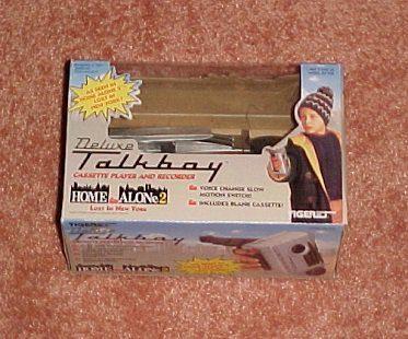 tape recorder box