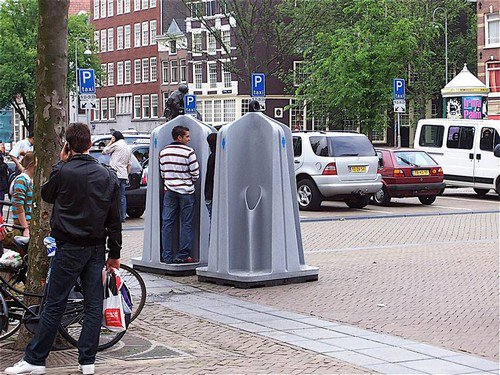 the netherlands toilet