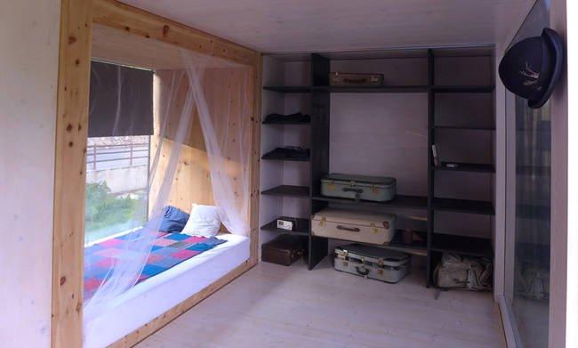 tiny house storage