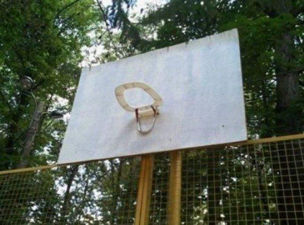 toilet seat basketball