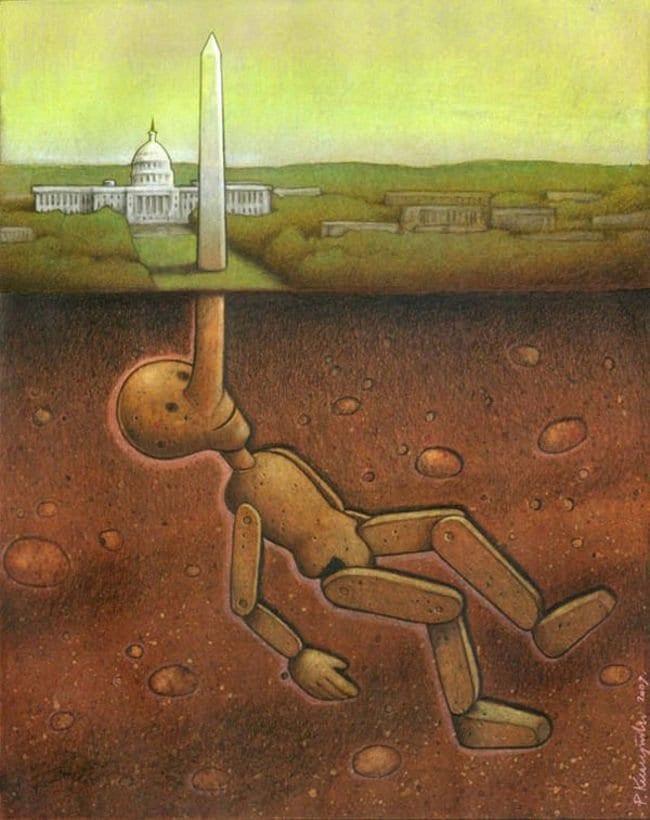 tower man underground