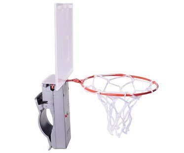 trash can basketball hoop clip