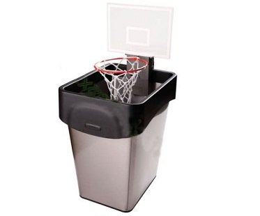 Basketball Hoop For Trash Can Cans