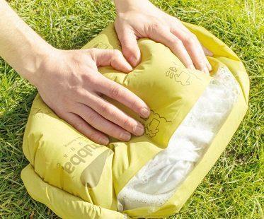 travel washing bag