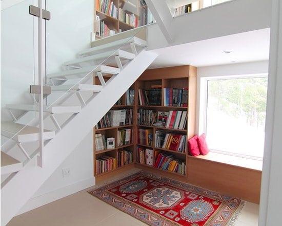under-stair-book-nook