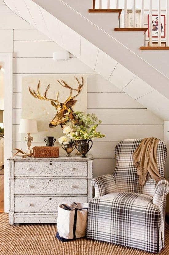 Small Playroom Nook