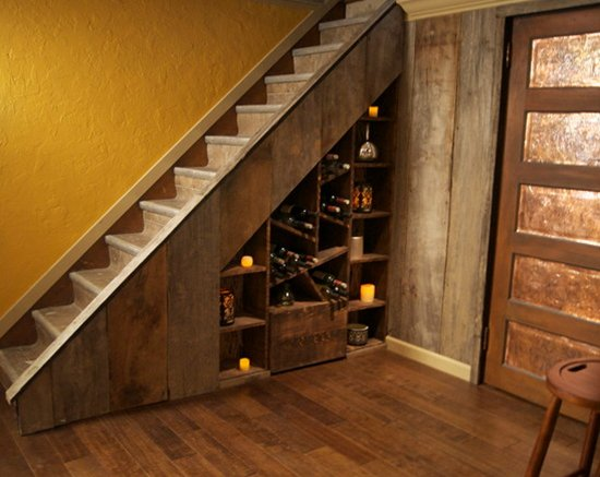 under-stair-wine-storage