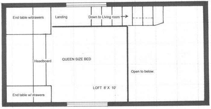 upstairs floor plans