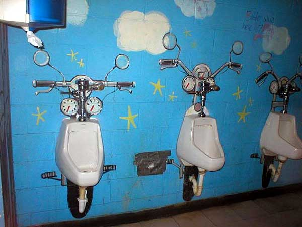 urinal-moped