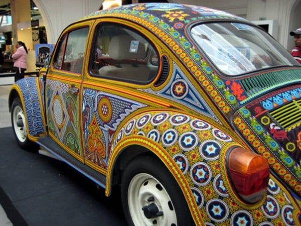 A Beetle Drive This VW Beetle Is Cove...