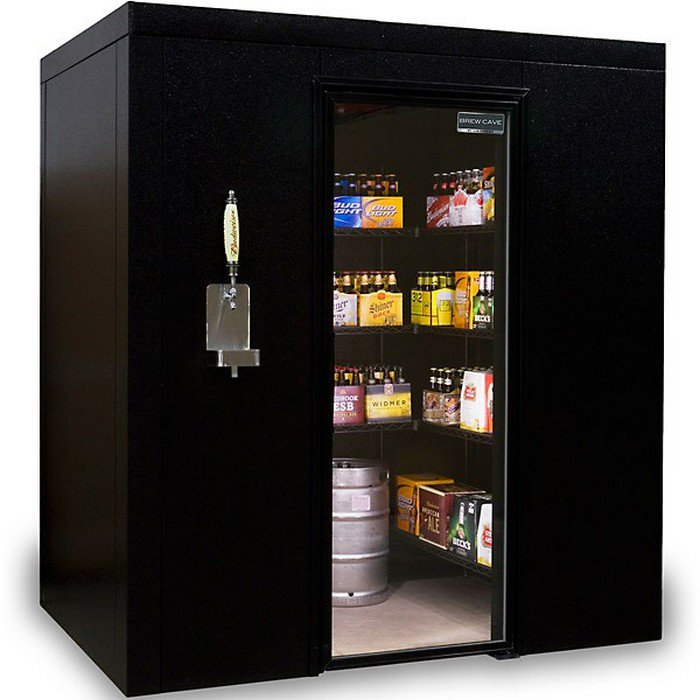 walk in beer cooler