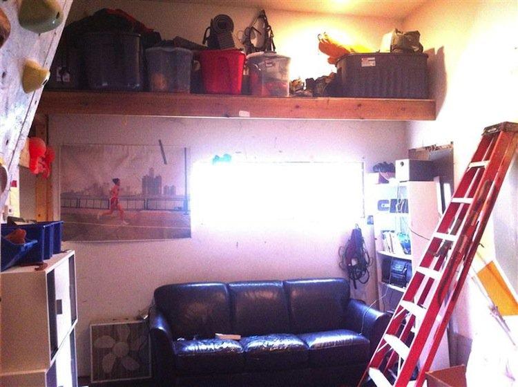 wall-ladder