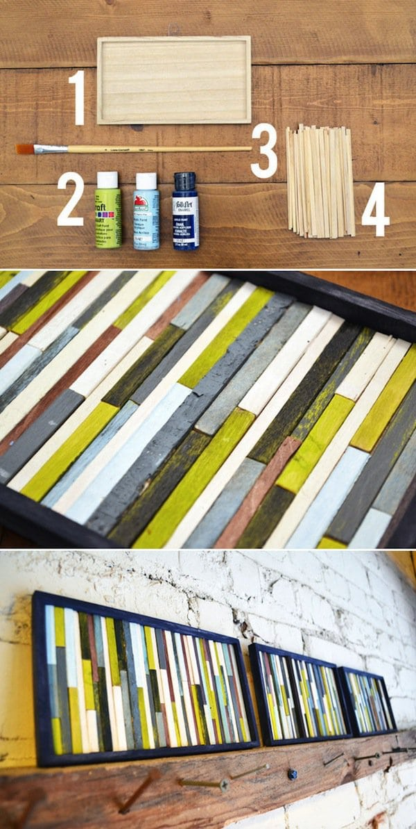 14 wonderful ways to decorate your walls part 2 - Ways to decorate your walls ...