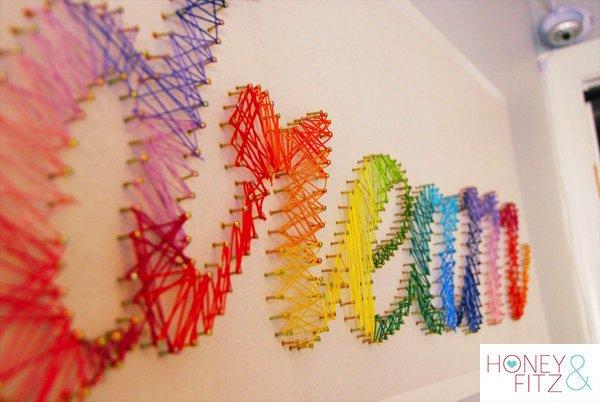 walls-string