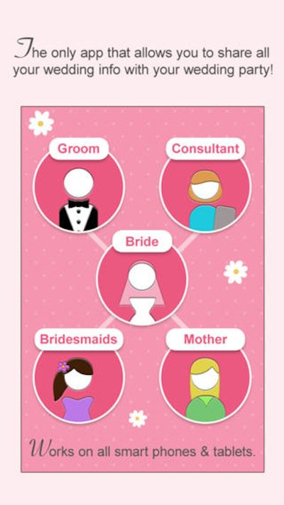 12 wedding hacks to make planning your big day easier wedding apps junglespirit Choice Image