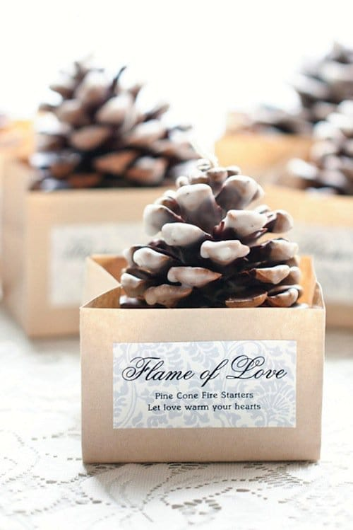 wedding-pinecone