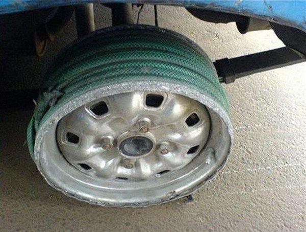wheel rope