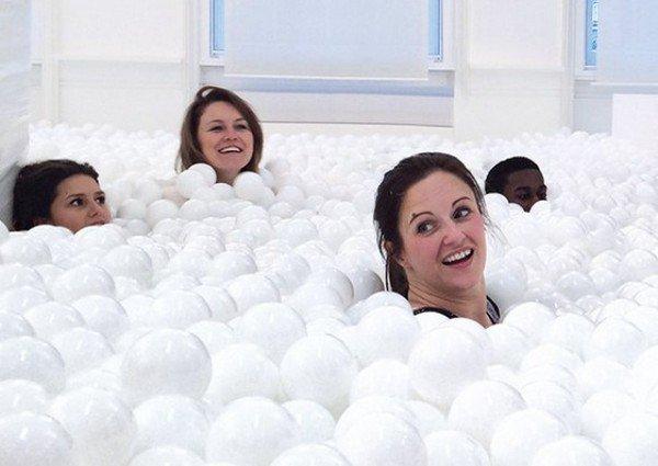 women balls