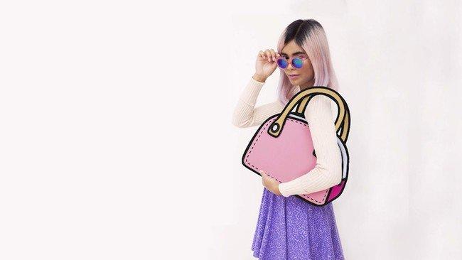 2d-cartoon-bag