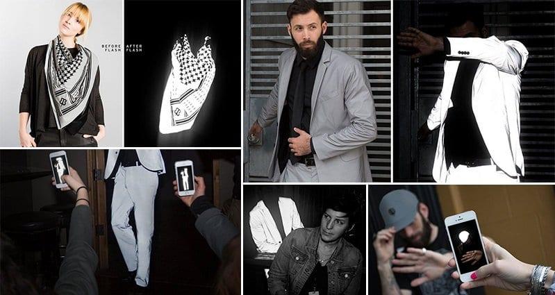 Anti Paparazzi Clothing