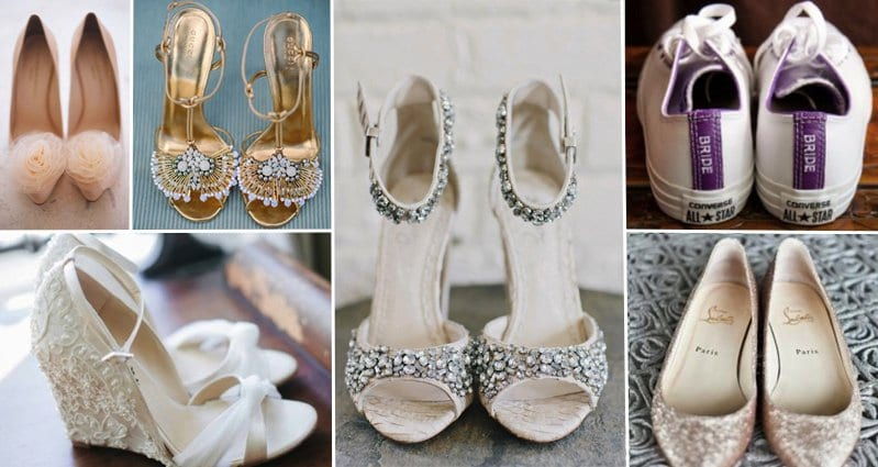 14 Of The Most Creative And Beautiful Bridal Shoes You Will Love