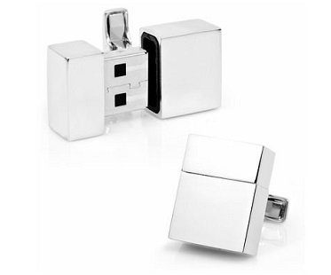 Cufflinks USB Drive 8gb