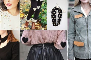 DIY No-Sew Clothing Hacks