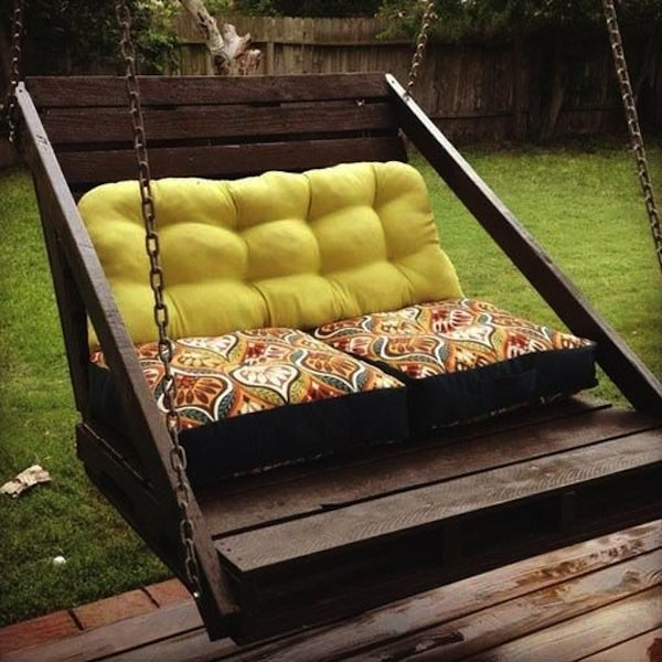 Awesome Diy Bedroom Furniture Ideas: 18 Awesome DIY Furniture Ideas For Your Backyard