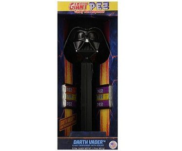 Darth Vader Giant Pez Dispenser box