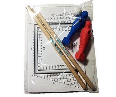 Desktop Foosball Stationery Set pencils