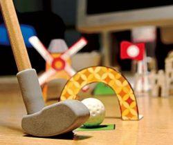 Desktop Golf Stationery Set