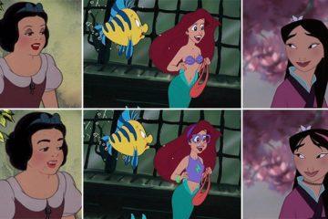 Disney Princesses Realistic Ages