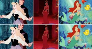 Disney Princesses Realistic Waistlines