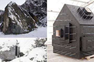 Giant Boulder Cabin