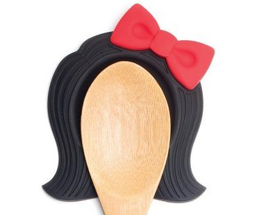 Hair And Bow Spoon Rest