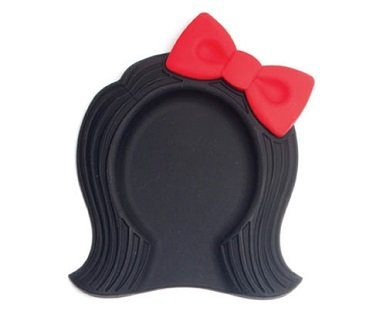 Hair And Bow Spoon Rest bettys