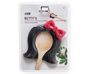 Hair And Bow Spoon Rest pack