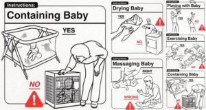 funny Baby Handling Tips