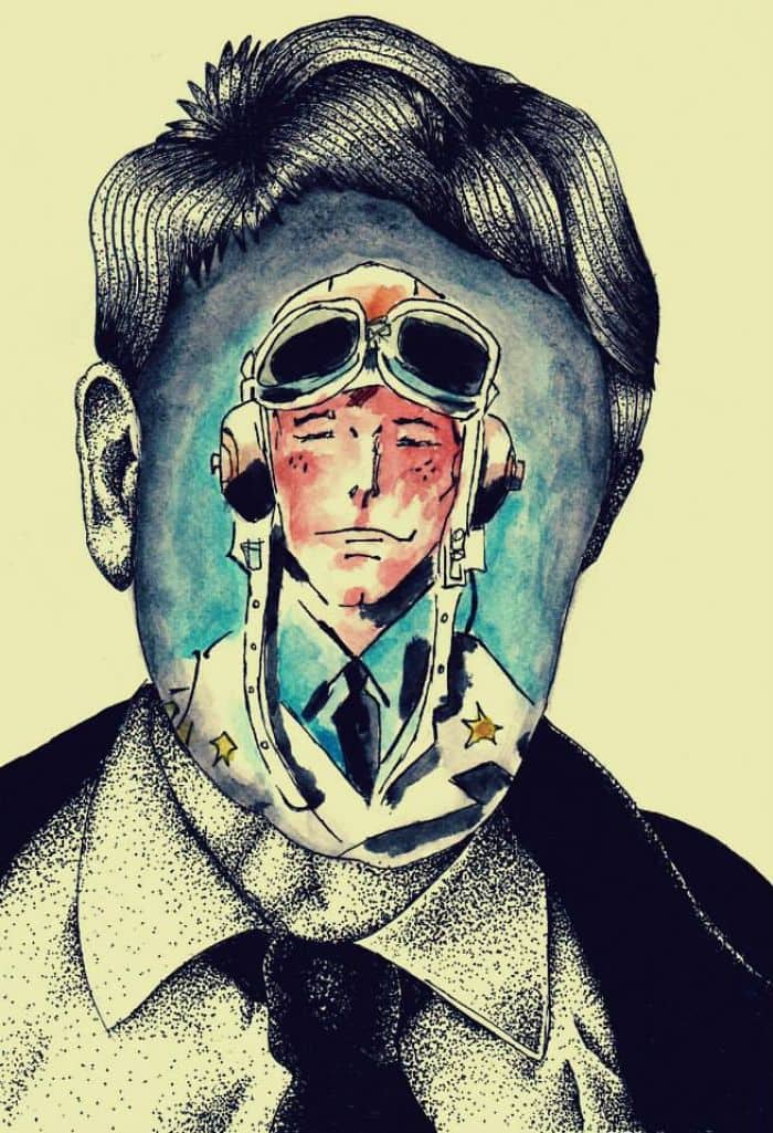 Hugo-Pratt-In-un-cielo-lontano