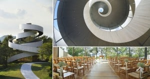 Japanese Wedding Ribbon Chapel