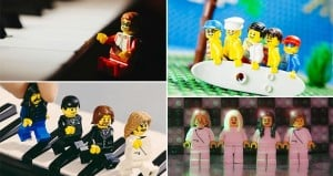 Lego Music Bands