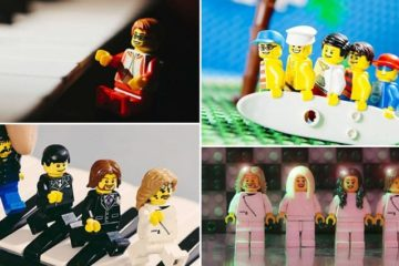 Lego Music Bands
