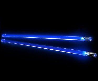 Light up drumsticks