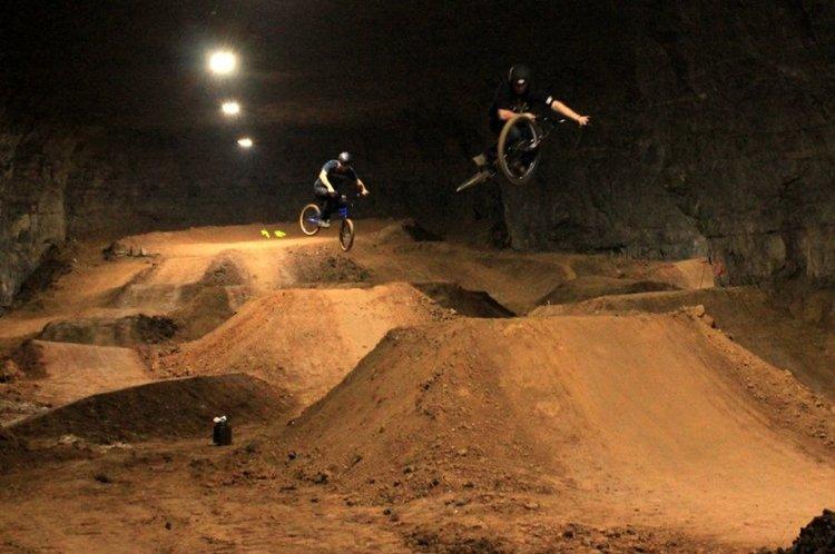 Mega-Cavern-bike-park-jump