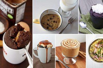 Microwave Mug Snacks