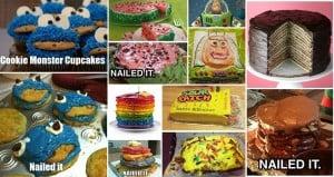 Pinterest Food Fails