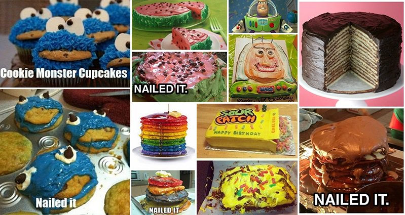 Pinterest Hilarious: These 17 Hilarious Pinterest Food Fails Will Make Your Day