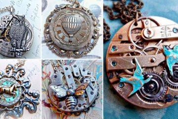 Pocket Watch Jewelry